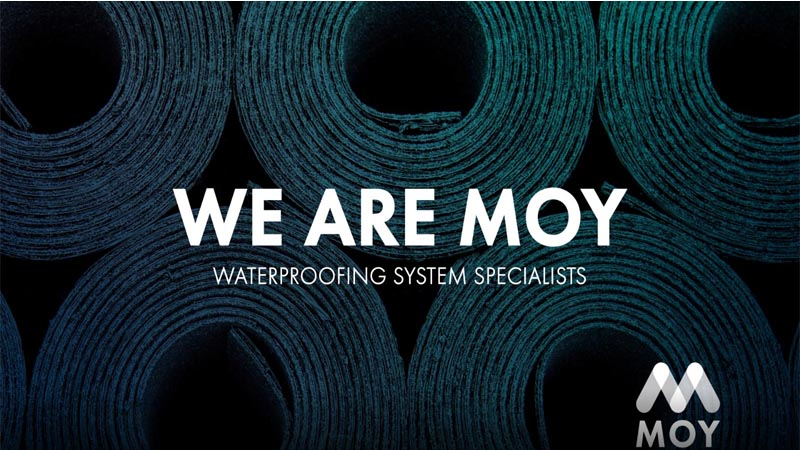 Moy Materials | Waterproofing & Insulation Specialists