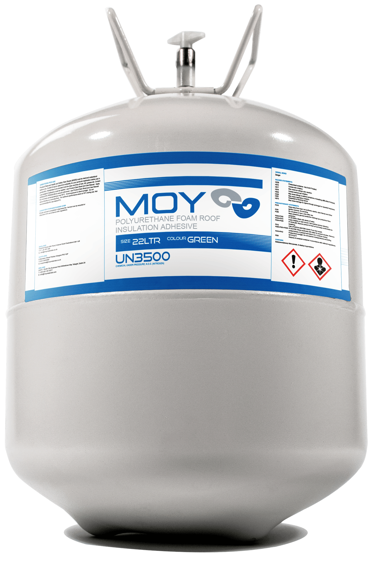 Moy Materials Waterproofing Amp Insulation Specialists