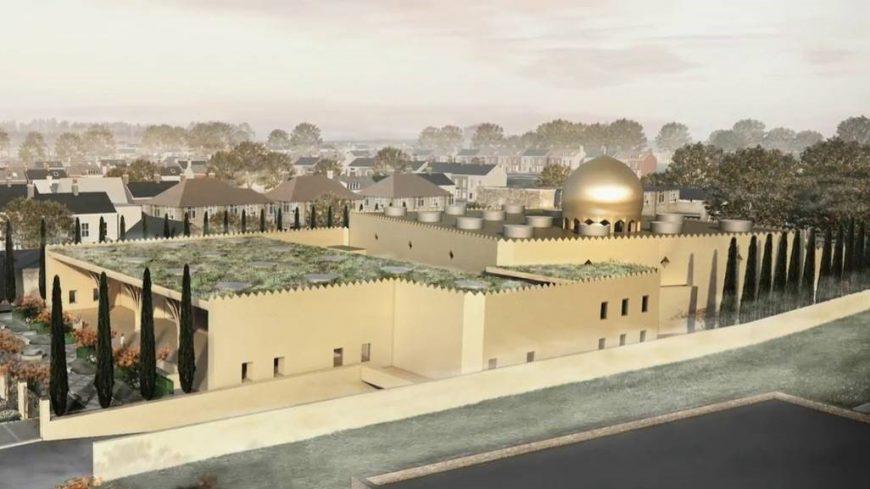 Cambridge Mosque… Case Study